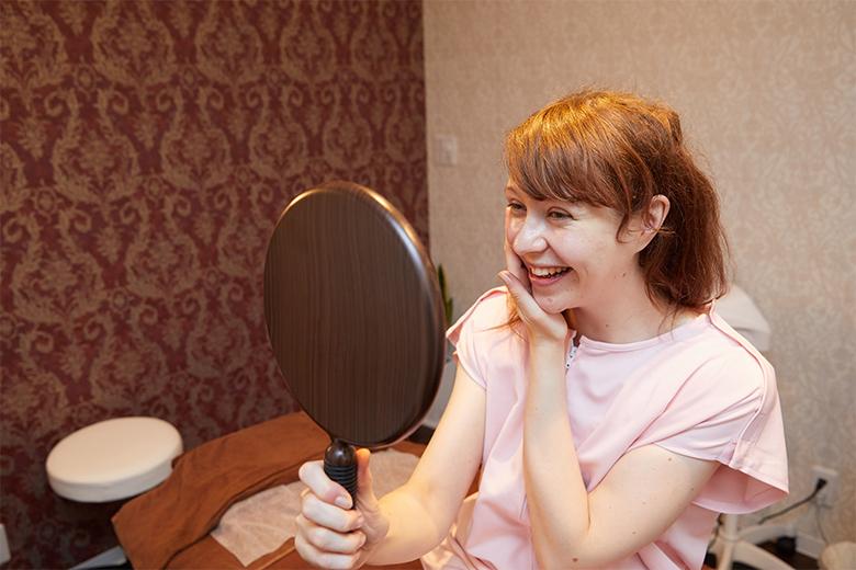 小顔・たるみに美容鍼が効く理由