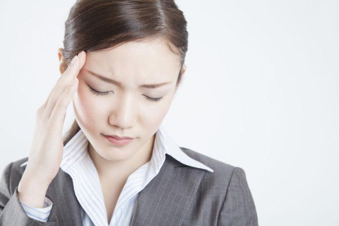緊張型頭痛について